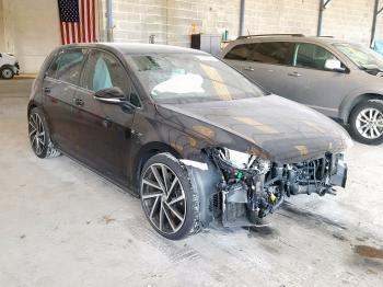 Salvage Volkswagen Golf R